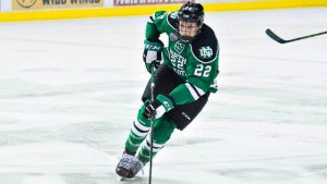 UND Hockey: Team-First Mentality