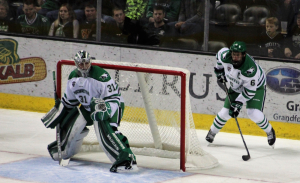 UND Hockey: Win or Season is Over