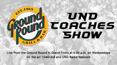 Week 2 of UND Coaches Show features three guests