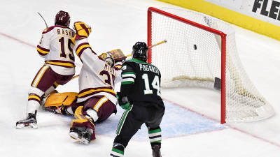 Game Notes: NCHC home stretch begins in Duluth